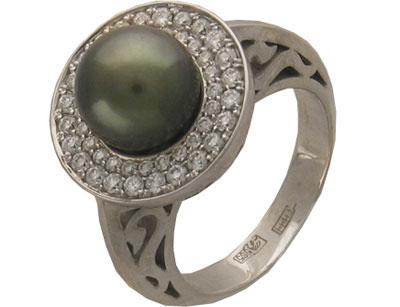 Золотое кольцо Ювелирное изделие 01K672904 ювелирное изделие 72524
