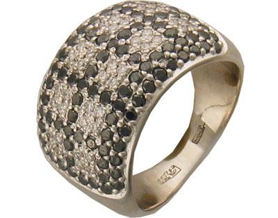 Золотое кольцо Ювелирное изделие 01K673062