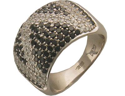 Золотое кольцо Ювелирное изделие 01K673063