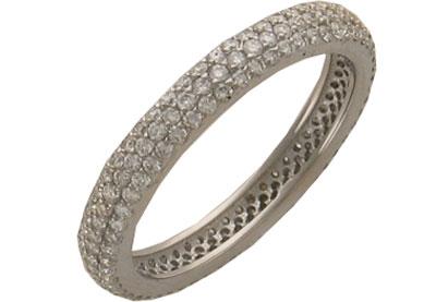 Золотое кольцо Ювелирное изделие 01K673188