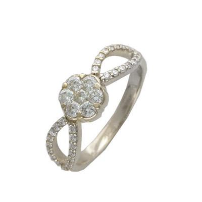 Золотое кольцо Ювелирное изделие 01K673200Z