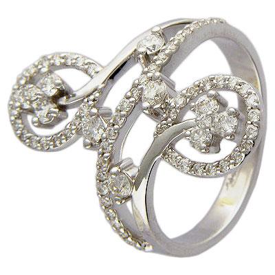 Золотое кольцо Ювелирное изделие 01K673222