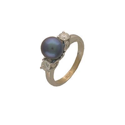 Золотое кольцо Ювелирное изделие 01K673263