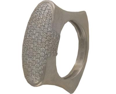 Золотое кольцо Ювелирное изделие 01K673313