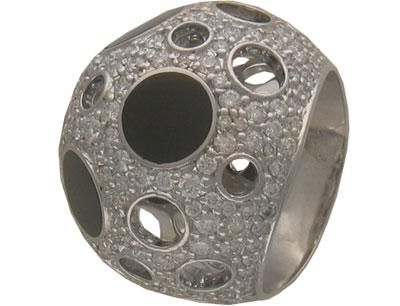 Золотое кольцо Ювелирное изделие 01K673444