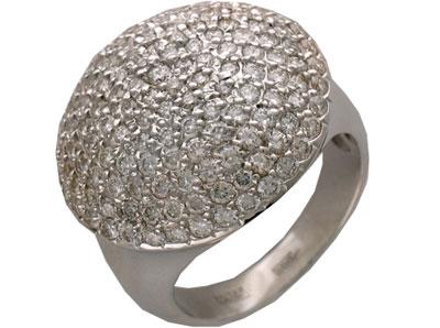 Золотое кольцо Ювелирное изделие 01K673500