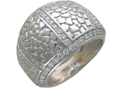 Золотое кольцо Ювелирное изделие 01K673556
