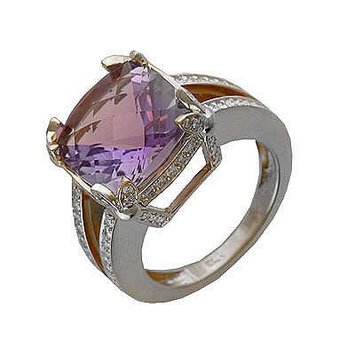 Золотое кольцо Ювелирное изделие 01K673879
