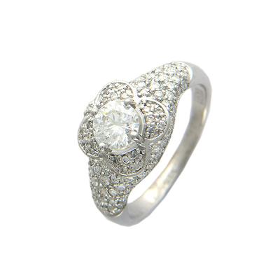 Золотое кольцо Ювелирное изделие 01K673899