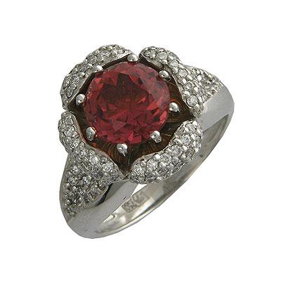 Золотое кольцо Ювелирное изделие 01K673966L