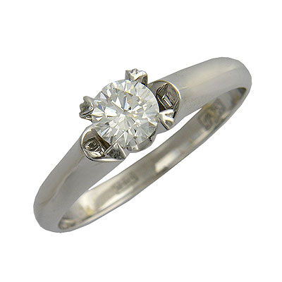 Золотое кольцо Ювелирное изделие 01K674072
