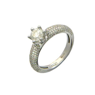 Золотое кольцо Ювелирное изделие 01K674146