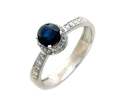 Золотое кольцо Ювелирное изделие 01K674211