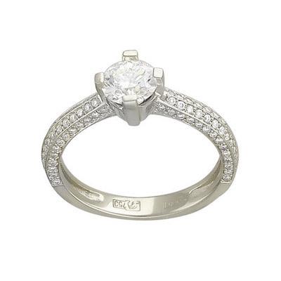 Золотое кольцо Ювелирное изделие 01K674248