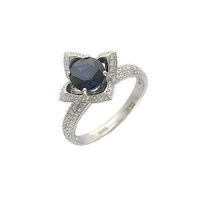 Золотое кольцо Ювелирное изделие 01K674252