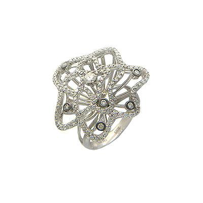 Золотое кольцо Ювелирное изделие 01K674261 цена
