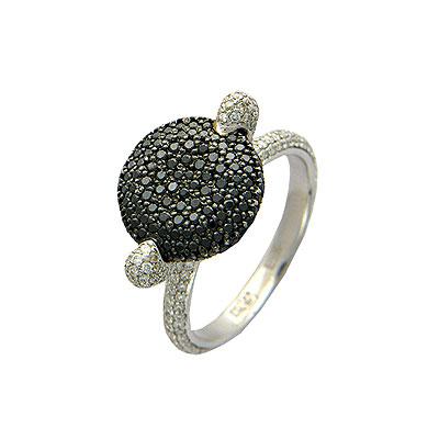 Золотое кольцо Ювелирное изделие 01K674346