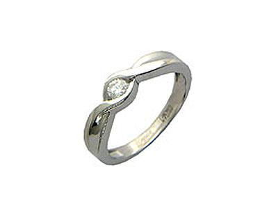 Золотое кольцо Ювелирное изделие 01K674379