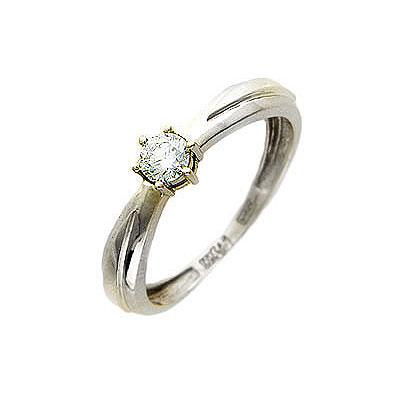 Золотое кольцо Ювелирное изделие 01K674416