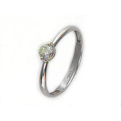 Золотое кольцо Ювелирное изделие 01K674699 золотое кольцо ювелирное изделие 01k673574l