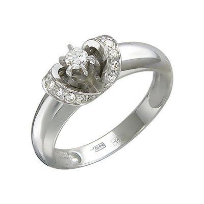 Золотое кольцо Ювелирное изделие 01K674890