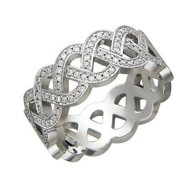 Золотое кольцо Ювелирное изделие 01K676315