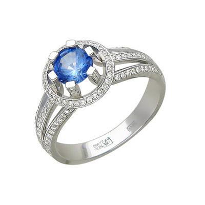 Золотое кольцо Ювелирное изделие 01K676323