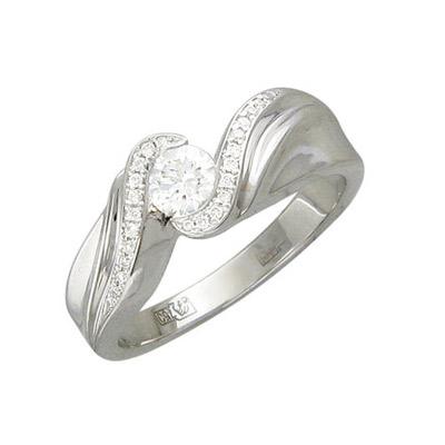 Золотое кольцо Ювелирное изделие 01K676388
