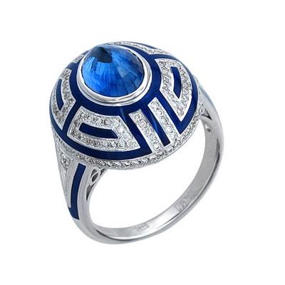 цены на Золотое кольцо Ювелирное изделие 01K676494U в интернет-магазинах