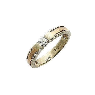 Золотое кольцо Ювелирное изделие 01K684830