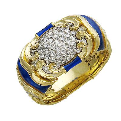 Золотое кольцо Ювелирное изделие 01K685698UL