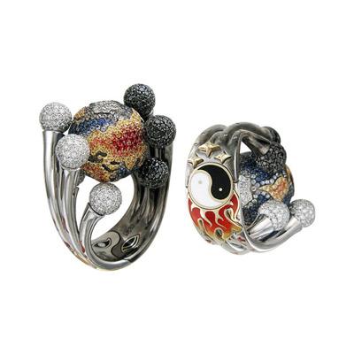 Золотое кольцо Ювелирное изделие 01K686115UL золотое кольцо ювелирное изделие k 14036