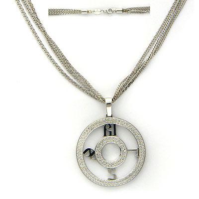 Золотое колье Ювелирное изделие 01L620799