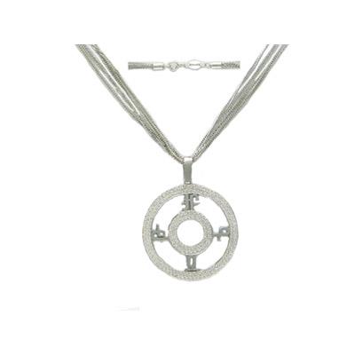 Золотое колье Ювелирное изделие 01L620800