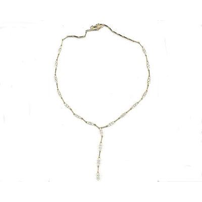 Золотое колье Ювелирное изделие 01L640641