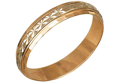 Золотой браслет  01O760038 Ювелирное изделие