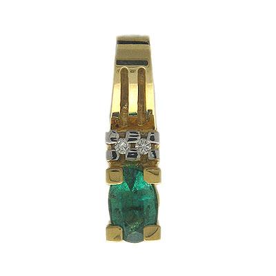 Золотой подвес Ювелирное изделие 01P644833
