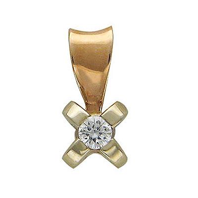 Золотой подвес Ювелирное изделие 01P661335 archpole настенное зеркало олень хэви метал