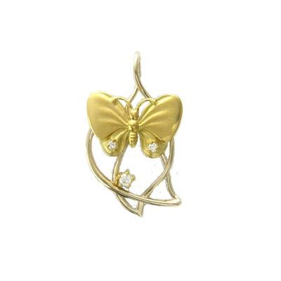 Золотой подвес Ювелирное изделие 01P684582 ювелирное изделие 72524