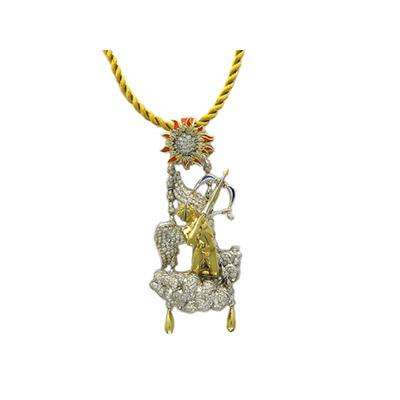 Золотой подвес Ювелирное изделие 01P684671UL