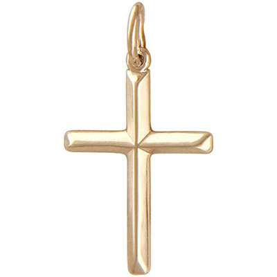 Золотой крест  01R019006 Ювелирное изделие