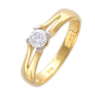 Золотое кольцо Ювелирное изделие 32K610530