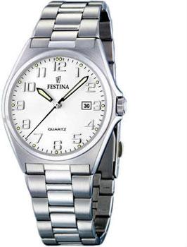 Festina Часы Festina 16374.6. Коллекция Classic everswiss часы everswiss 2787 lbkbk коллекция classic