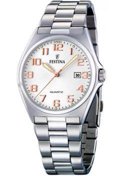 Festina Часы Festina 16374.7. Коллекция Classic everswiss часы everswiss 2787 lbkbk коллекция classic
