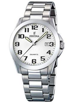Festina Часы Festina 16376.7. Коллекция Classic gant часы gant w70471 коллекция crofton