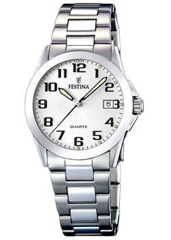 Festina Часы Festina 16377.7. Коллекция Classic everswiss часы everswiss 2787 lbkbk коллекция classic