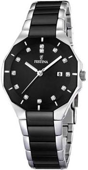 Festina Часы Festina 16399.3. Коллекция Ceramic festina часы festina 16534 2 коллекция ceramic
