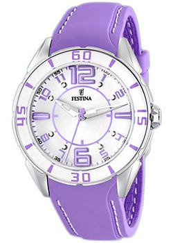 Festina Часы Festina 16492.4. Коллекция Sport festina часы festina 6754 a коллекция automatic
