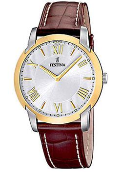 Festina Часы Festina 16508.5. Коллекция Classic festina часы festina 20000 a коллекция classic