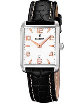 Festina Часы Festina 16515.6. Коллекция Classic everswiss часы everswiss 2787 lbkbk коллекция classic
